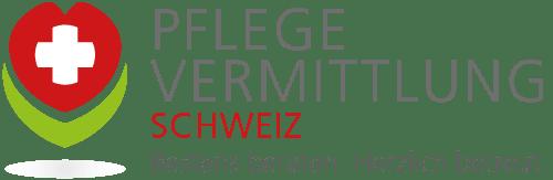 Pflegevermittlung Schweiz Logo